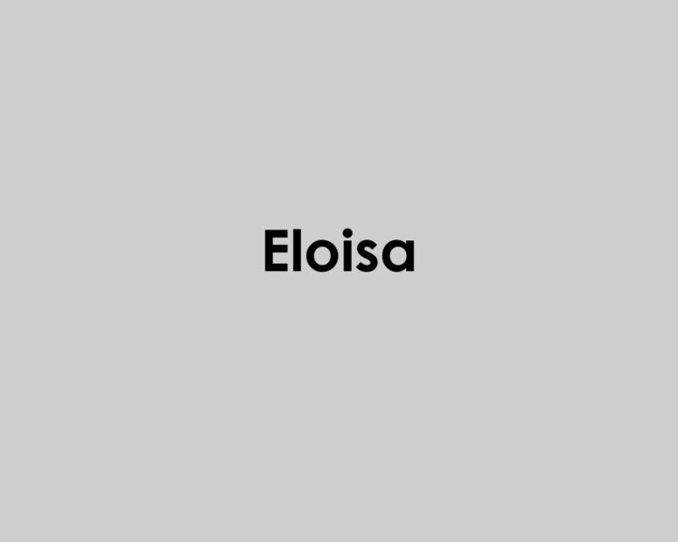 Eloisa
