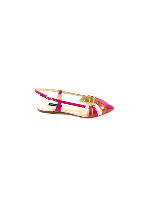 NINE WEST – BETSY3 – DARK PINK